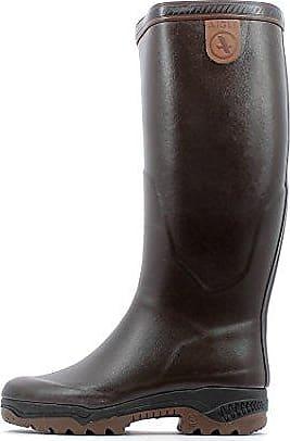 PARCOURS 2 BOTT - Chaussures de Chasse - Homme - Vert (Kaki) - 48 FRAigle