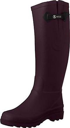 Zapatos morados Aigle para mujer