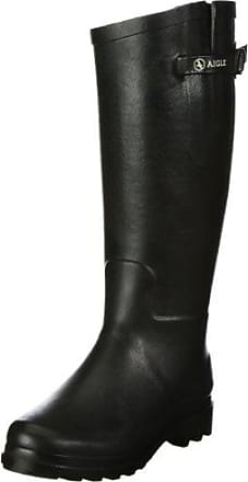 Aigle Unisex Rboot Gummistiefel Schwarz (noir 9) 37 EU