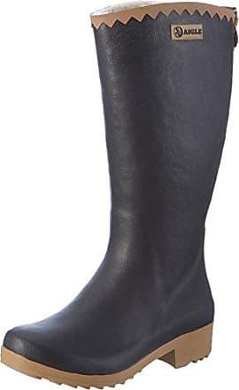 Aigle Rboot Bottillon, Stivali da Gomma Unisex, Nero (Noir 9), 41 EU