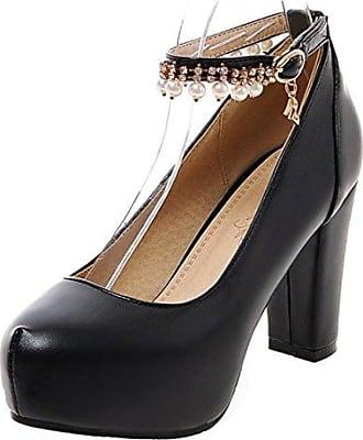 Rupert Sanderson Pumps Gr. EU 385 Damen Schuhe High Heels Shoes Schwarz