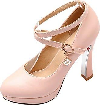 a442eb95f5a Bianco Ankle Strap Ballerina Light Pink, Schuhe, Flache Schuhe, Mary Janes,  ...