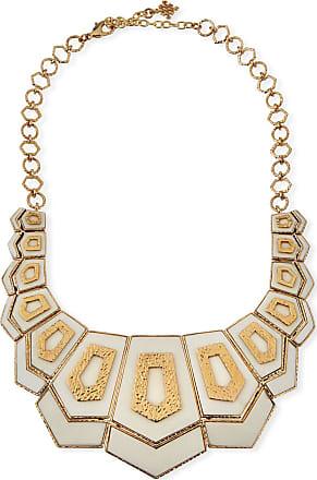 Akola Hexagon Horizontal Necklace