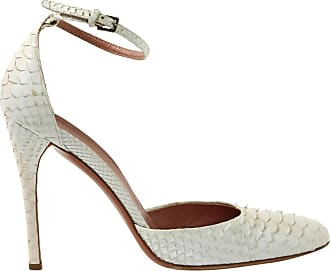 Pre-owned - Python heels Alaia