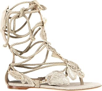 Pre-owned - Cloth sandals Alberta Ferretti