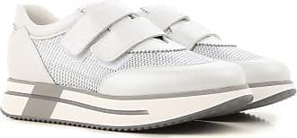Chaussures De Sport Pour Les Femmes En Vente, Gris Glace, Cuir, 2017, 36 37 38 39 Alberto Guardiani