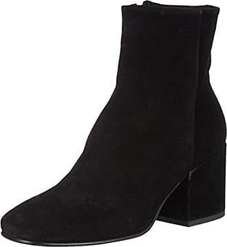 Fashion Shoes Women, Bottes Motardes Femme, Noir (Black), 41 EUAlberto