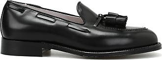 Loafers for Men On Sale in Outlet, Dark Prune, Leather, 2017, 8 Alden