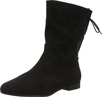 Aldo Meaven, Bottes Chelsea Femme, Noir (Black Leather), 38.5 EU