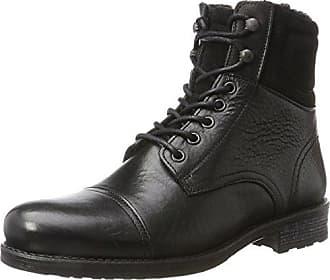 Emely, Bottes Femme, Noir (Black Leather), 41 EUAldo