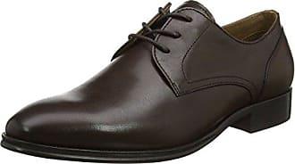 Aldo Yilaven, Zapatos de Cordones Brogue para Hombre, Negro (Jet Black 2), 46 EU