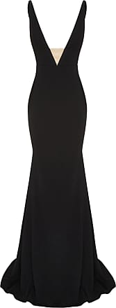 Ada Open V-Neck Gown Alex Perry