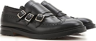 Monk Strap Shoes for Men On Sale in Outlet, Black, Leather, 2017, EUR 40 - US 7 - UK 6 EUR 42 - US 9 - UK 8 Alexander McQueen