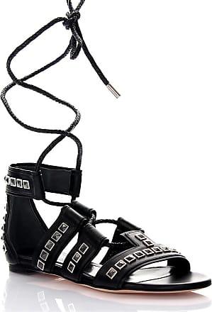 Alexander McQueen Sandals nappa leather Gem