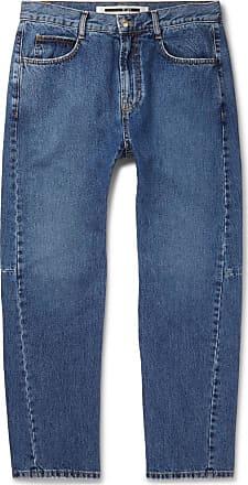Denim Capri Jeans 19 cm Spring/summer Alexander McQueen
