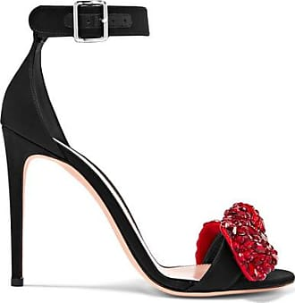Sandals for Women On Sale, electric Bluette, Suede leather, 2017, 2.5 3.5 4 4.5 5.5 6 Alexander McQueen