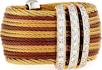 Alór Noir Multi-Row Micro-Cable Bangle Bracelet, Black