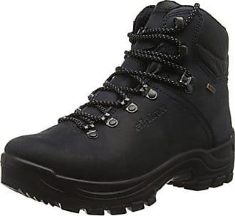 Alpina 680378, Zapatos de Low Rise Senderismo Hombre, Marrón (Braun), 44 2/3