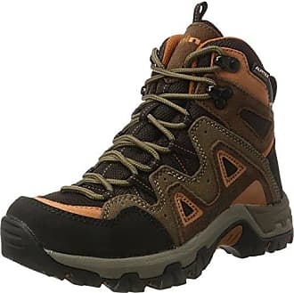alpina Unisex-Erwachsene 680372 Trekking-& Wanderhalbschuhe, Braun (Braun (2)), 45 EU