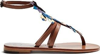 Bright Feather Embellished Ariana Sandals - Multicolour </ototo></div>                                   <span></span>                               </div>             <div>                                     <div>                                             <div>                                                     <a href=