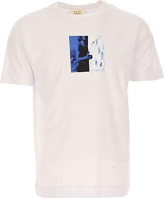 Camiseta de Hombre Baratos en Rebajas, Bluette, Algodon, 2017, L M S XL Champion