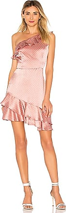 X REVOLVE Sorbetto Dress in Mauve. - size M (also in L,S,XS) Amanda Uprichard