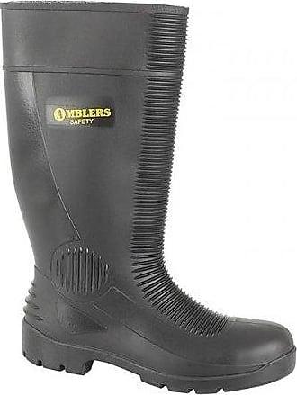 Amblers Safety Unisex Gummistiefel FS98 (37 EUR) (Weiß)