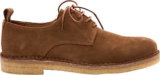 Pre-owned - Leather lace ups Ami