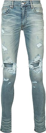 Womens Distressed Skinny Jeans HPC Trading Co.