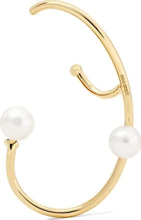 Sole Society Womens Plated Moon Gazer Cuff Bracelet Gold One Size From Sole Society