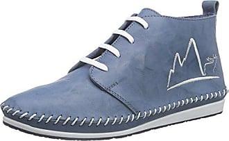 Andrea Conti0342719 - Zapatillas Mujer, Color Marrón, Talla 36 EU