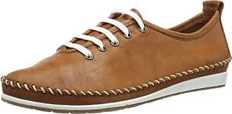 Scarpe sportive marroni per uomo ANDREA CONTI