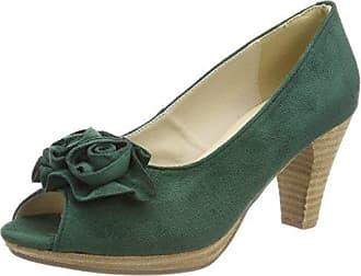 Bata 7237984, Escarpins pour FemmeVertVerde (Verde), 36 EU