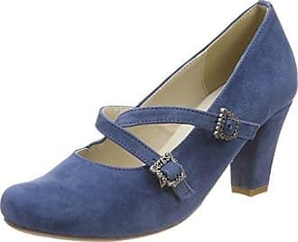 3009226 - Zapatos de Tacón Mujer, Color Verde, Talla 39 EU Andrea Conti