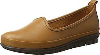 Andrea Conti 0344500, Zapatillas para Mujer, Marrón (Dunkelbraun/Kombiniert 143), 41 EU