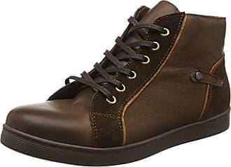 0345719, Sneaker Donna, Blu (Jeans 274), 40 EU Andrea Conti