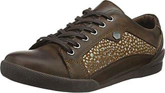 Andrea Conti 0345719, Zapatillas para Mujer, Azul (Jeans 274), 39 EU