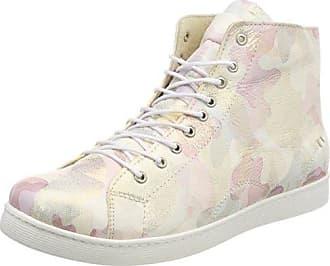 Andrea Conti 0345742, Zapatillas para Mujer, Multicolor (Mint/Kombiniert 330), 37 EU