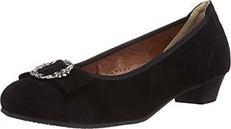 Hirschkogel by Andrea Conti 3002730, Zapatos de Tacón con Punta Cerrada para Mujer, Negro, 42 EU