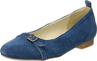 ANDREA CONTI Ballerina blau