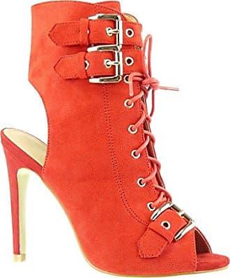 Angkorly Damen Schuhe Stiefeletten - Plateauschuhe - Sexy - Stiletto - Schlangenhaut - Golden Stiletto High Heel 12.5 cm - Weiß G200-5 T 37