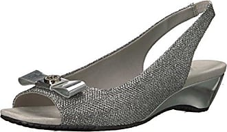 Buy online Anne Klein Honora Light Gold/Light Pink Fabric rqf 58416