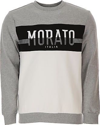 Sweatshirt for Men On Sale, Black, Cotton, 2017, L M S XL XXL Antony Morato
