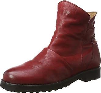 Nanda, Chelsea Boots Femme, Rouge (Bordo 59), 38 EUApple of Eden