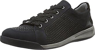 Ara ROM-Stf 12-44465 Zapatillas Altas Mujer, Gris (Street,Titan 09), 37 EU (4 UK) Ara