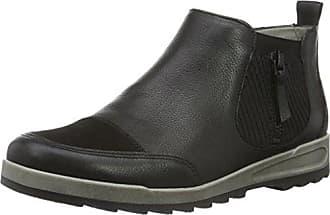 ara 11-17102-01 - Zapatos de cordones de Piel para hombre, color Negro, talla 42