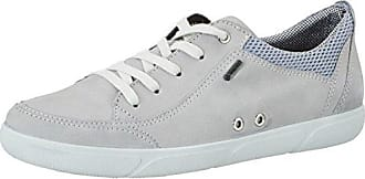 Ara Lissabon, Zapatillas para Mujer, Morado (Puder-Weiss,Puder/Silber 06), 42.5 EU
