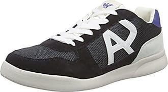 Shoes & Bags DE C651541, Herren Sneakers, Blau (Blu - Blue 35), 41 EU Armani Jeans