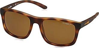 Mens 0AN4233 24756Q Sunglasses, Light Bordeaux/Redmultilayer, 57 Arnette