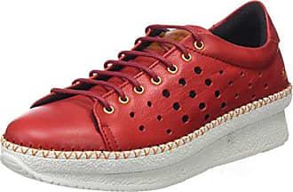 Art 1351 Memphis Pedrera, Zapatillas para Mujer, Rojo (Carmin), 39 EU